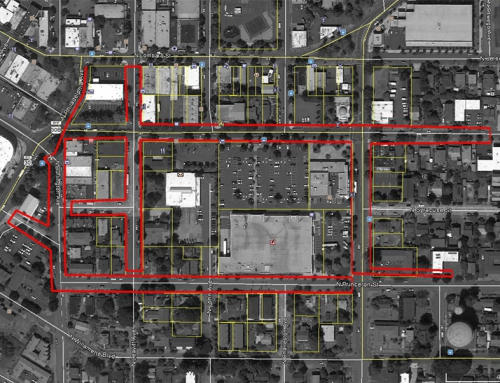 Portland Centers and Corridors Parking Study