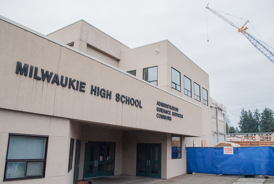 Milwaukie High School
