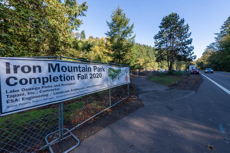 Iron Mountain park