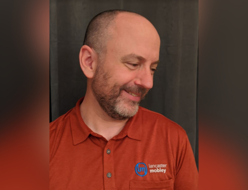 Lancaster Mobley: Tales from our Home Offices (Todd)