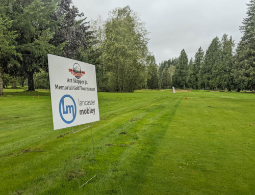 Sponsorship at Art Skipper Jr. Memorial Golf Tournament