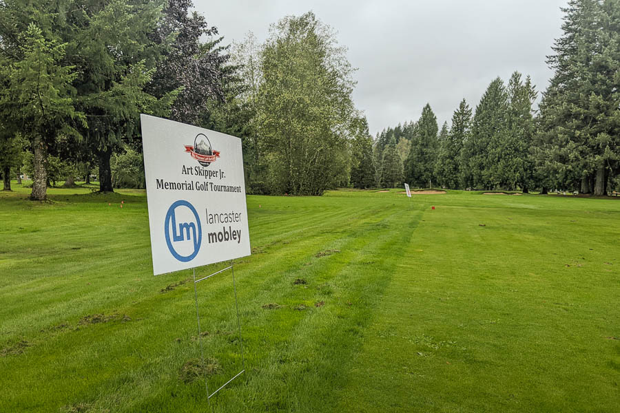 No Pioneer Left Behind golf sponsorship