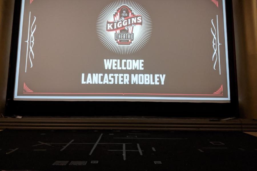 Kiggins Theater Lancaster Mobley
