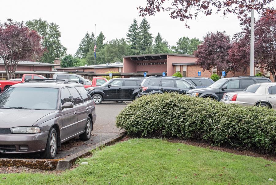 Ogden Middle School, Oregon City, Oregon