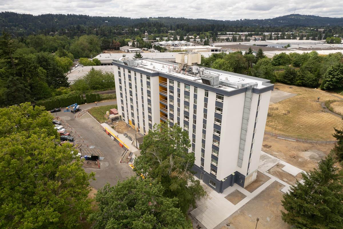 Hillside Manor Master Plan